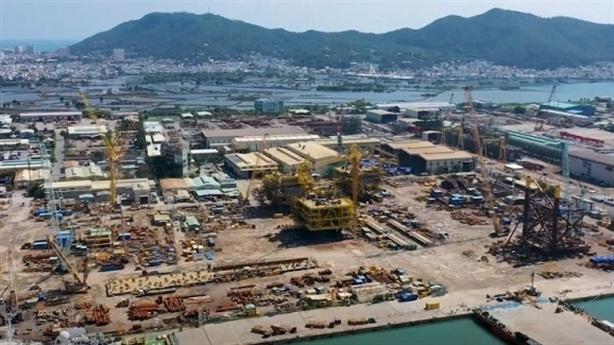 DN Việt chế tạo giàn khoan cho mỏ dầu