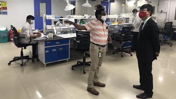 Ấn Độ sẵn sàng phối hợp với Việt Nam sản xuất vaccine