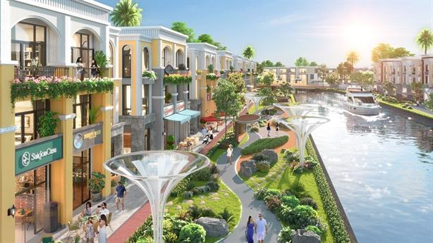 Aqua City giữ nhiệt mùa dịch nhờ ưu đãi và 'hàng hiếm'