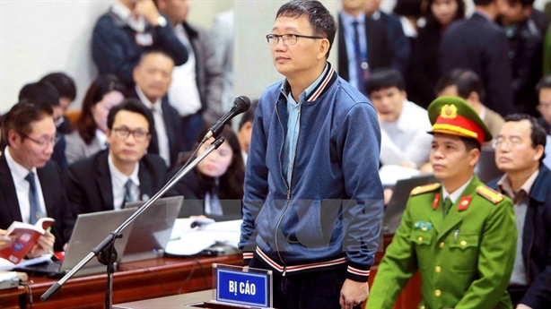 Tài sản tham nhũng: Vụ Trịnh Xuân Thanh thu hồi được 1/4