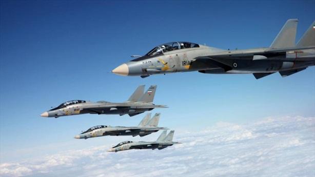 F-14 Iran phóng thành công tên lửa Fakour-90