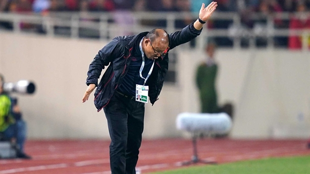 Vòng loại World Cup 2022: Thầy Hàn cảnh tỉnh học trò