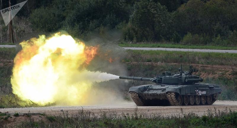 Cùng với đó, vỏ giáp của tăng Nga còn khiến tên lửa chống tăng cỡ 100-150mm cũng phải bất lực. Điều này có nghĩa là các loại vũ khí chống tăng tiêu chuẩn hiện nay của phương Tây sẽ rất khó có thể đánh bại được xe tăng Nga. Bởi ngoài hệ thống giáp gốm, chúng còn được trang bị hệ thống phòng vệ chủ động.