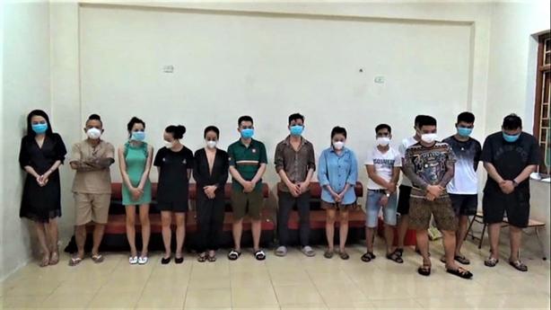 Dương Minh Tuyền 'bay lắc' bị phạt hành chính, không khởi tố
