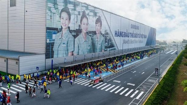 Nhà cung ứng cho Samsung: Buồn cho doanh nghiệp Việt Nam