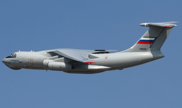 Cánh và càng đáp được gia cố giúp tăng khả năng chuyên chở và hiệu quả khai thác của máy bay. Trong lần sửa đổi trước đó của Il-76, các tấm cánh được làm từ hai phần trong khi bộ phận này của Il-76MD-90A cấu tạo chỉ gồm một mảnh chiều dài 25 mét.