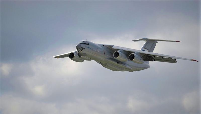 Nhận định được ông Vladimir Benediktov đưa ra khi nói về khả năng phiên bản nâng cấp của vận tải cơ Il-76MD-90A.