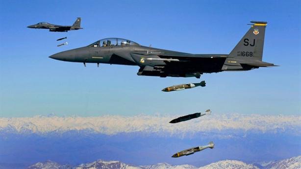 Mỹ dùng 1.500kg bom diệt được 1 phiến quân