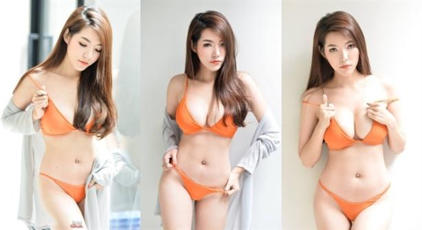 Mỹ nhân Thái Lan tung ảnh mới quá gợi cảm