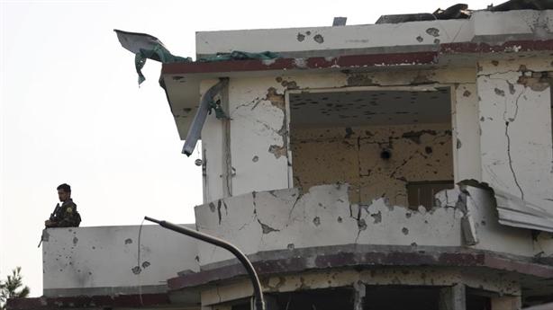 Đánh bom liều chết nhằm vào nhà Bộ trưởng Afghanistan