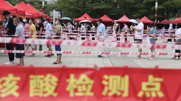 Trung Quốc chặn đường vào Bắc Kinh, COVID-19 trở lại Vũ Hán