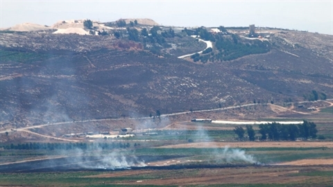 Lebanon-Israel: Mồi lửa căng thẳng sẵn sàng bùng cháy