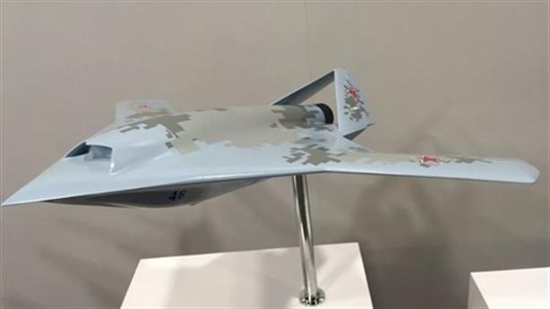 MiG ra mắt UAV tấn công tàng hình cạnh tranh S-70 Okhotnik