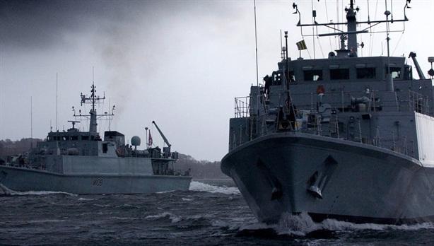 Báo Nga: Anh chuyển cho Ukraine tàu quét mìn phế thải