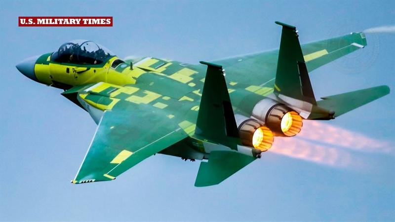 Đặc biệt, theo tuyên bố của Không quân Mỹ, ở phiên bản F-15EX Strike Eagle có thể mang theo tới 24 tên lửa không đối không, tức là gấp đôi cơ số đạn của máy bay Nga.