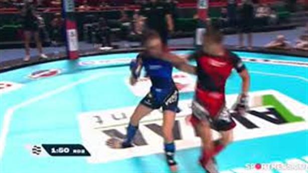 Đả nữ có cú knock-out đối thủ đẹp nhất năm