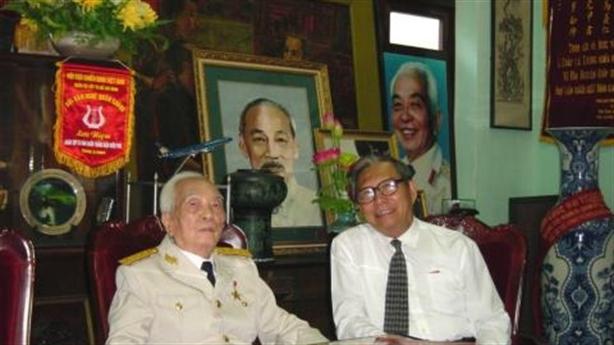 Đại tướng Võ Nguyên Giáp với Đồng bằng sông Cửu Long