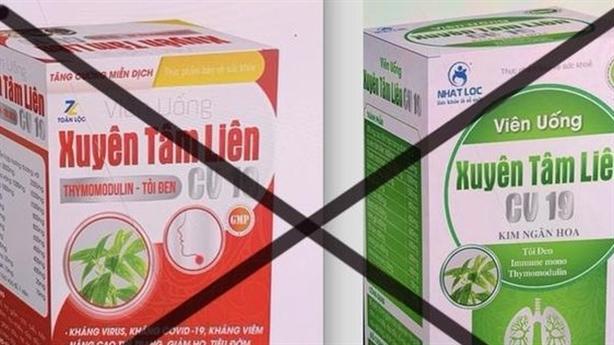 Cục ATTP siết chặt sản phẩm quảng cáo kháng COVID-19
