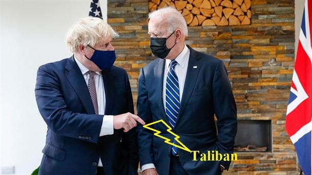 Anh-Mỹ dọa giáng đòn nếu Taliban 'đi chệch hướng'