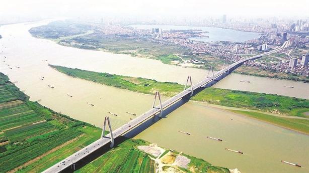 Quy hoạch sông Hồng có phải chờ quy hoạch tài nguyên nước?