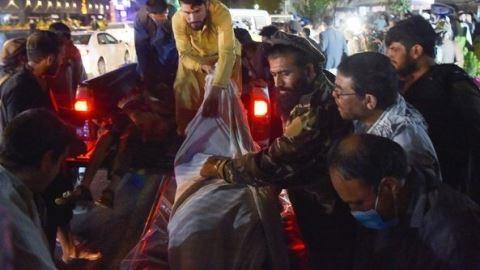 Lính Mỹ có nổ súng vụ tấn công sân bay Kabul?