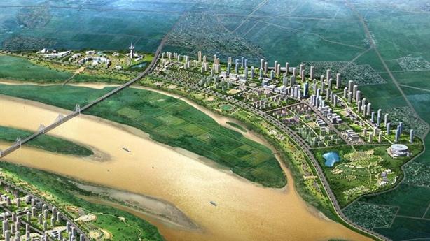 Quy hoạch sông Hồng không nên đi trước quy hoạch cơ bản?