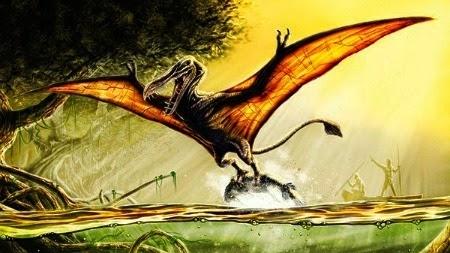 Loài quái vật chuyên ăn thịt gây ám ảnh ở châu Phi