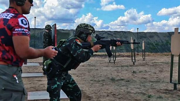 'Tuyển Xạ thủ Chiến thuật Việt Nam có kỹ năng hoàn hảo'