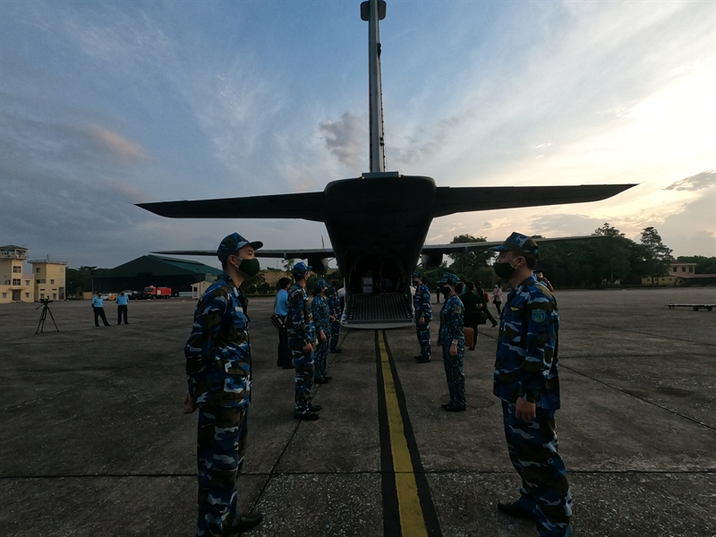 Đó là những hình ảnh quen thuộc tại Lữ đoàn Không quân 918 (Quân chủng Phòng không – Không quân) trong những ngày gần đây.