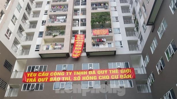Hà Nội lại thúc xử lý dự án chây ỳ nợ thuế