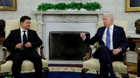 Thấy gì qua Tuyên bố chung về đối tác chiến lược Mỹ-Ukraine?