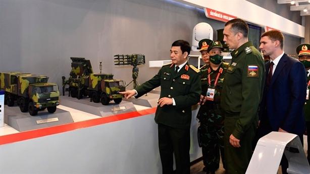 Nga chúc mừng Việt Nam tổ chức thành công Army Games-2021