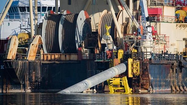 Nga thông báo hoàn tất xây dựng Nord Stream-2