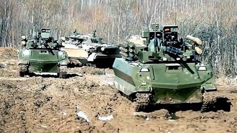 Zapad 2021 phá kỷ lục tập trận Zapad 81 thời Liên Xô?