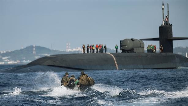 Pháp bất bình vì Mỹ giúp Australia đóng tàu ngầm hạt nhân