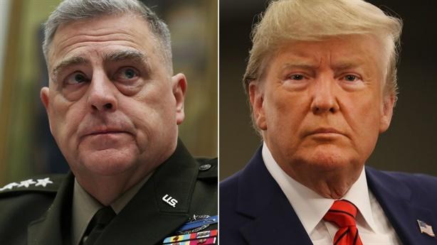 Tướng Mỹ vỗ về Trung Quốc, ông Trump nói gì?