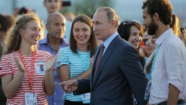 Bầu cử Quốc hội Nga: Cuộc cách mạng với... Mỹ-phương Tây