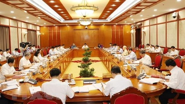 Bộ Chính trị cho ý kiến tình hình thực hiện KT-XH 2021