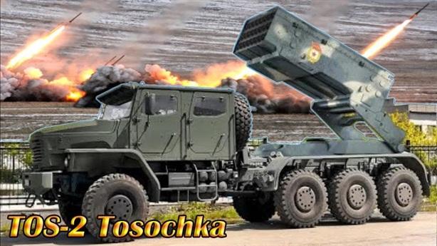 Chuyên gia Mỹ đưa Tosochka Nga 'lên mây'
