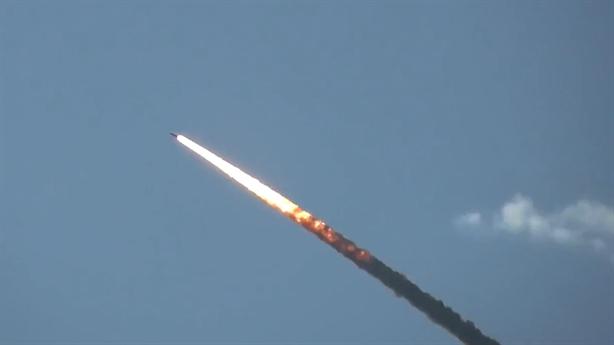 Video Nga phóng hệ thống đánh chặn mục tiêu không gian