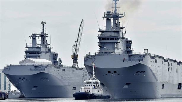 Nga nhắc Mistral khi Pháp mất hợp đồng 35 tỷ USD