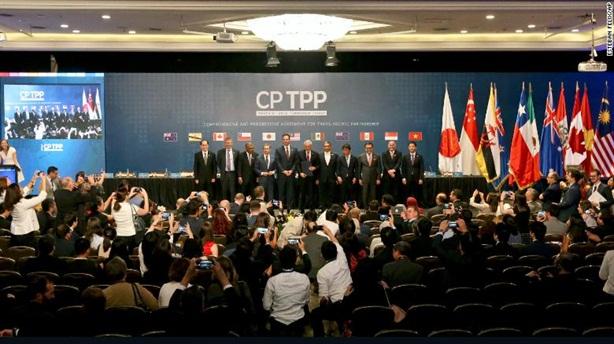 Trung Quốc có sẵn sàng đáp ứng tiêu chuẩn của CPTPP?