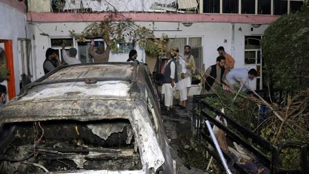 Mỹ thừa nhận không kích nhầm vào dân thường Afghanistan