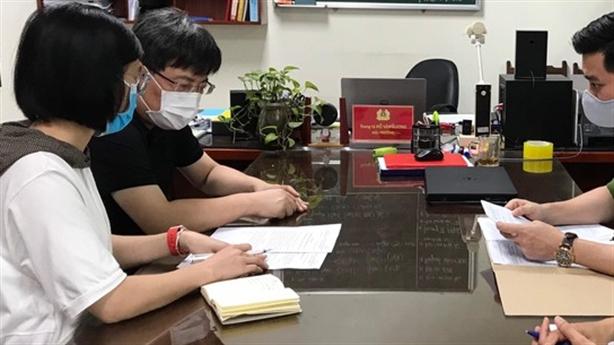 Khởi tố GĐ người Trung Quốc chôn chất thải công nghiệp