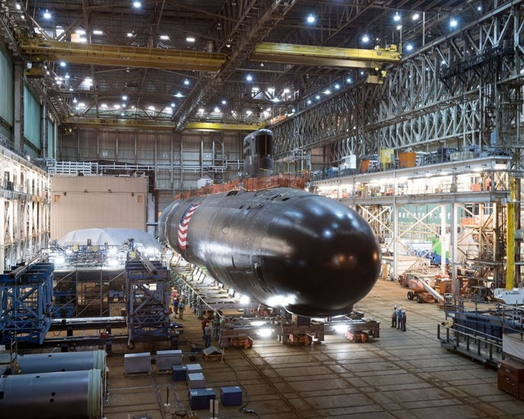 Theo USNI News, Mỹ sẽ đóng 12 tàu loại này, chiếc đầu tiên sẽ được biên chế vào năm 2031. Tàu ngầm Columbia có tổng chiều dài 171 m, sử dụng một loạt tổ hợp động lực hiện đại, bao gồm lò phản ứng hạt nhân, động cơ điện và hệ thống đẩy phản lực dòng nước (pump-jet).