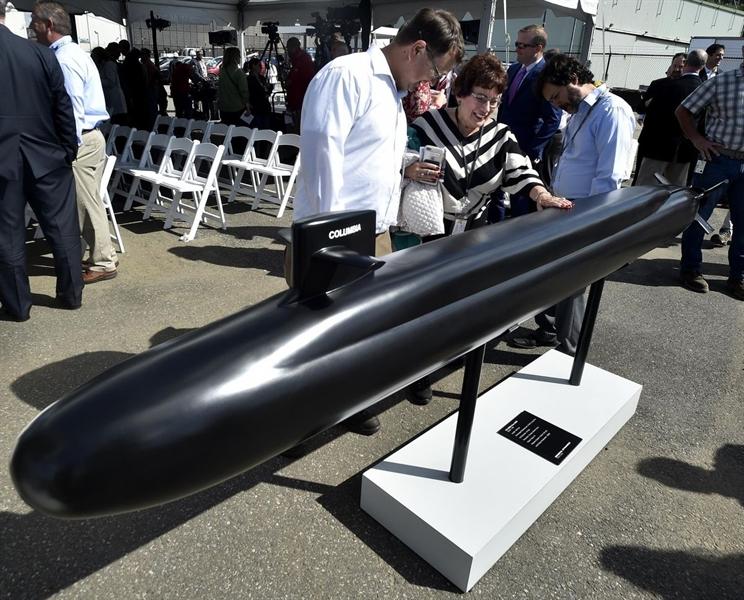Số tiền trên nằm trong bản đề xuất ngân sách Lầu Năm góc gửi đề xuất lên Quốc hội Mỹ. Dù chưa có quyết định cuối cùng nhưng đề xuất mua sắm tàu ngầm hạt nhân Columbia đang nhận được sự ủng hộ của Tiểu ban Trang bị quốc phòng thuộc Thượng viện Mỹ.