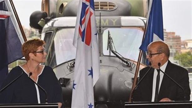 NATO nói gì về thương vụ tàu ngầm giữa Pháp-Mỹ-Australia?