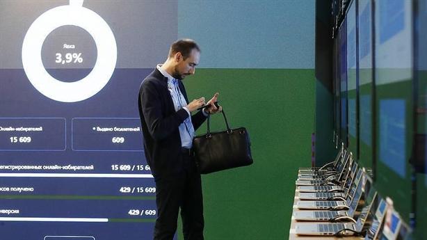 Bầu cử Nga: Phát hiện nước ngoài can thiệp, tấn công mạng