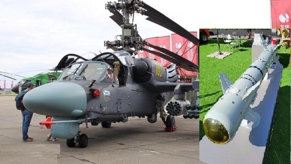 Ka-52K kết hợp với 'Sản phẩm 305' giúp Trung Quốc lột xác