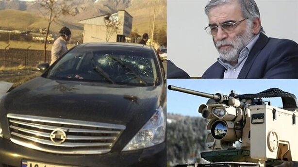 MOSSAD ám sát Mohsen Fakhrizadeh: Mũi tên 2 đích của Israel